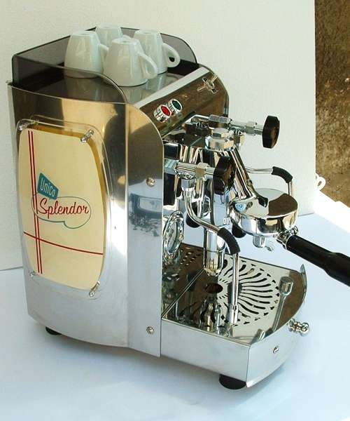 Our Espresso Machine
