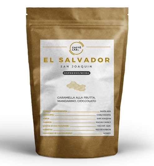 Il nuovo Specialty Coffee - Finca San Joaquin