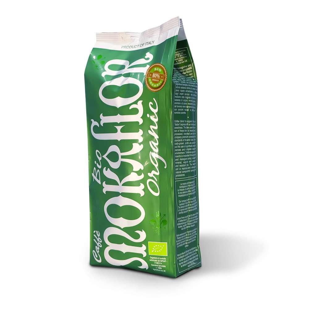 80% Arabica 20% Robusta Organic