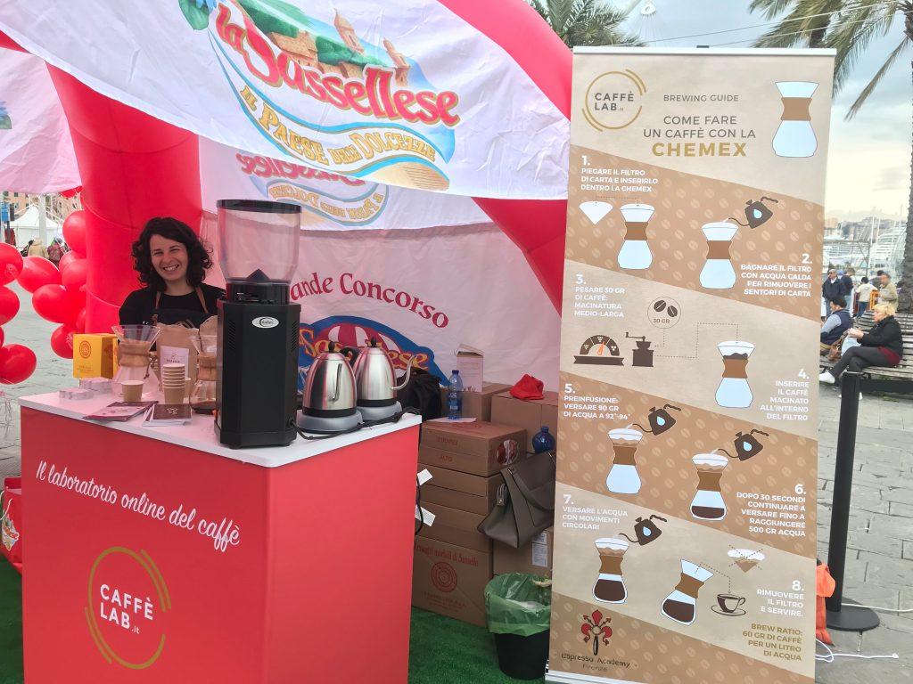 Caffèlab on tour around Italy!