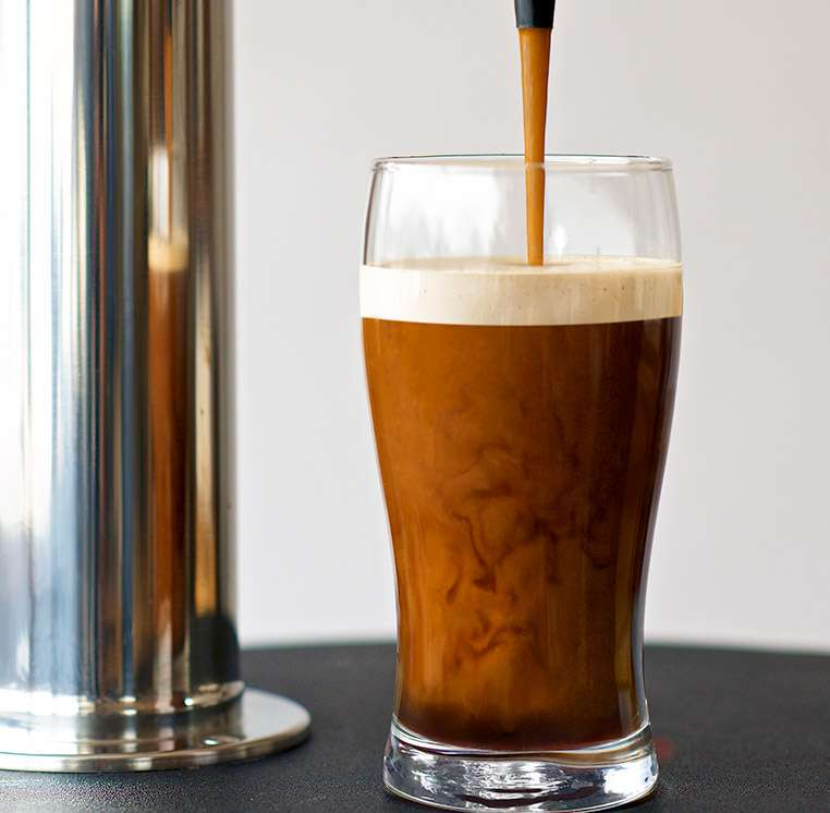 NITRO COLD BREW: The Summer Drink!