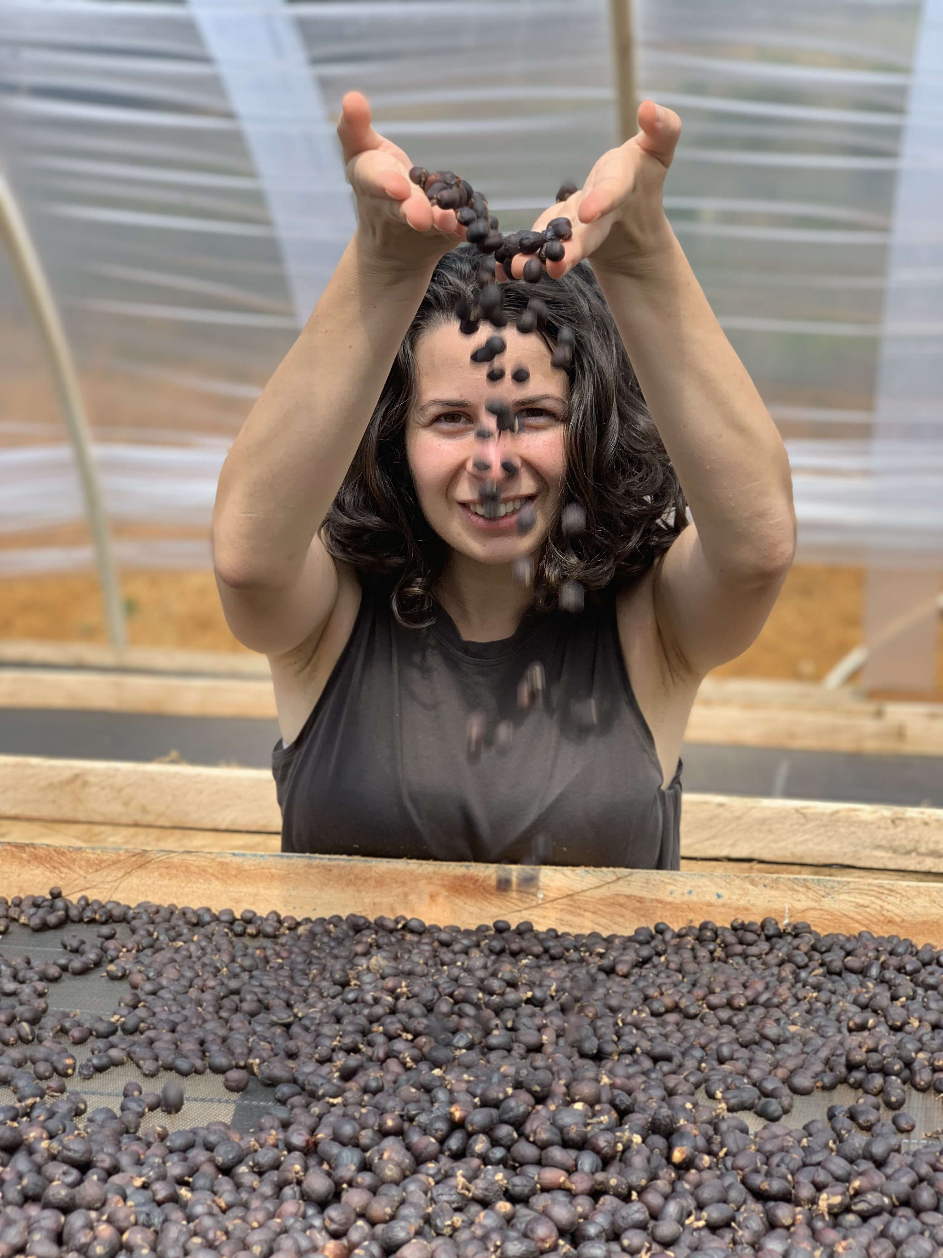 New Specialty Coffee with Women Power: Colombia Finca La Floresta