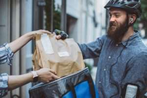 5 rules for a successful organisation of a delivery service